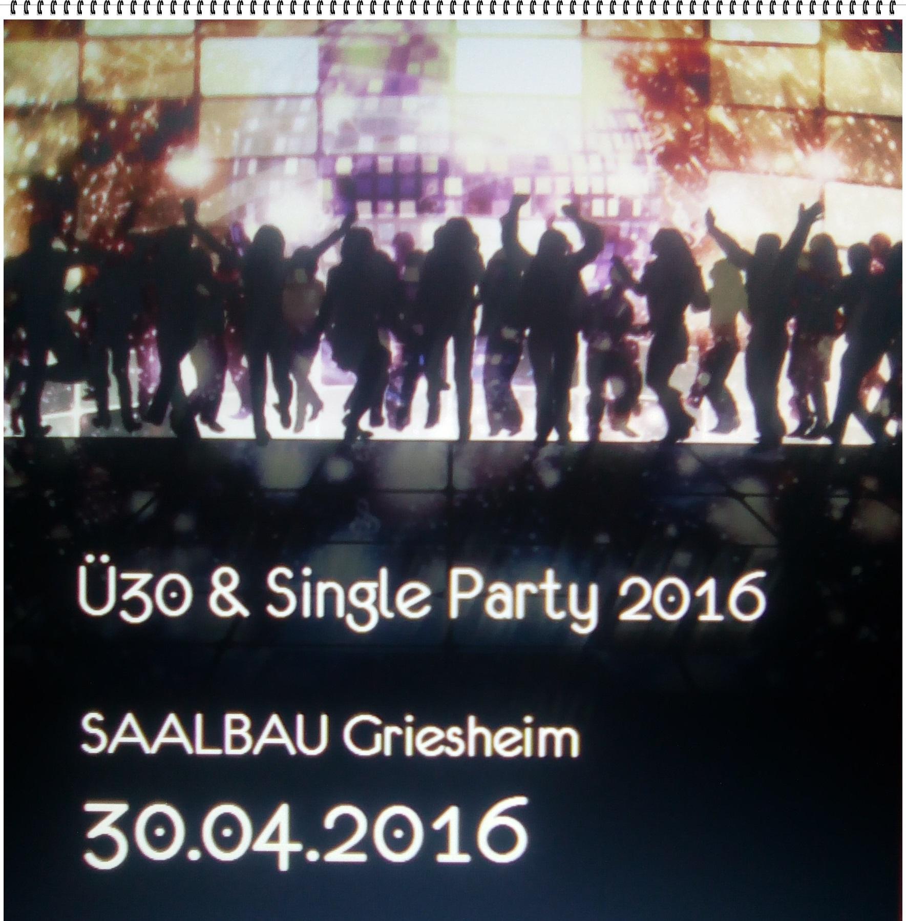 Party Park 17.05.2014: TINDER Single Party - German Club Tour ...